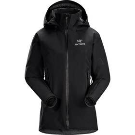 Arc'teryx Beta AR Jakke Damer, black